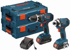 fantastic value bosch 18v drill impact driver l boxx