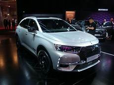 Ds 7 Crossback E Tense Hybride Pas Press 233 En Direct Du