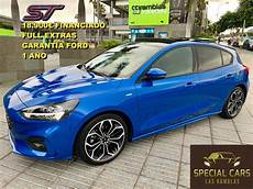 ford focus 1 0 ecoboost st line 125cv special cars
