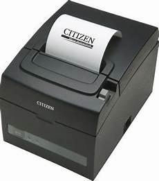 citizen receipt printer स वच ल त क ल और सफ द स ट जन रस द प र टर cts310 type 2 at rs 8500
