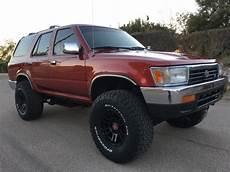 how petrol cars work 1993 toyota 4runner interior lighting 1993 toyota 4runner 4x4 v6 auto sr5 super clean rust free