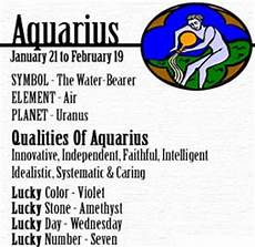J S Psychic Astrology Zone Are You A True Aquarius