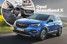 Opel Grandland X 2017 Im Test Fahrbericht Motoren