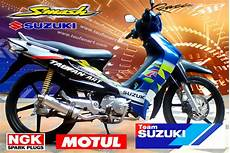 Modifikasi Smash 2005 by Modifikasi Suzuki Smsh Motor Racing