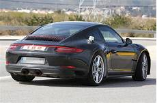 2018 porsche 911 spotted testing at n 252 rburgring track