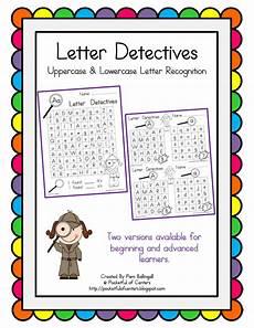 letter detective worksheets free 23066 pocketful of centers updates