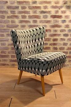 fauteuil vintage 233 e 50 style scandinave in