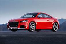 U S Spec 2018 Audi Tt Rs Priced At 65 875 Automobile