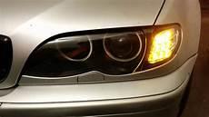bmw e46 facelift depo led corner light