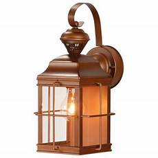motion activated 1 light outdoor wall lantern security light wayfair