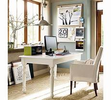 White Home Office Decor Ideas by Creative Home Office Ideas