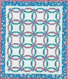wedding ring paper piecing quilt pattern by cindi edgerton ebay