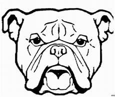 Malvorlagen Tiere Hunde Unerfreutes Hunde Gesicht Ausmalbild Malvorlage Tiere