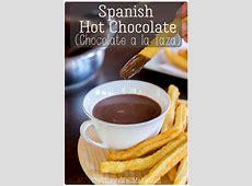 spanish hot chocolate   chocolate a la taza_image