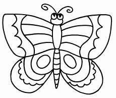 Ausmalbild Schmetterling Umriss 10 Beste Schmetterling Ausmalbilder Zum Ausdrucken