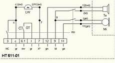 anschlussplan siedle hts 711 01 schaltplan wiring diagram