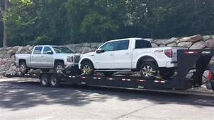 Can I Tow That With This 2015 GMC Sierra 3500 HD As A Car