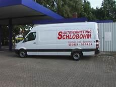 sprinter mieten bremen mercedes sprinter maxi kastenwagen preisgruppe 4 sprinter