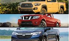 Towing Midsize Truck by Toyota Tacoma Chevy Colorado And Nissan Frontier Are Big