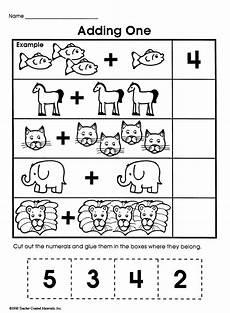 easy addition worksheets for kindergarten 9316 adding one printable addition worksheet for attivit 224 per ragazzi istruzione immagini