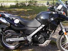 used 2009 bmw g650gs motorcycle black