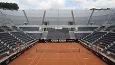 Stadio Centrale Tennis Roma Metal Engineering