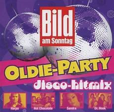 bild am sonntag oldie disco hitmix 2 cds jpc