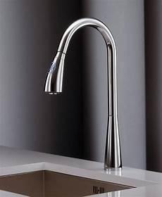 touch sensor kitchen faucet by newform