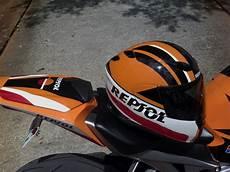 honda repsol helm a great custom repsol helmet
