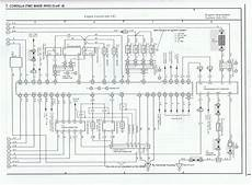 toyota ae111 4age advanced electrical wiring diagrams the ae111 owners forum