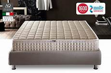 materasso 120x200 materasso 1600 molle indipendenti ottimo riposo