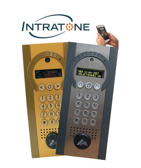Interphone Sur Portable