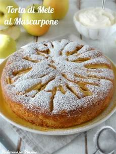 torta di mele al mascarpone fatto in casa da benedetta torta di mele al mascarpone ricetta ricette dolci e torte