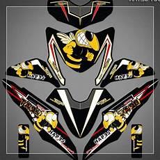 Stiker Motor Beat Keren by 20 Kumpulan Variasi Stiker Motor Honda Beat Modifikasi