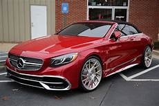this is and may remain the only maybach s650 cabrio on