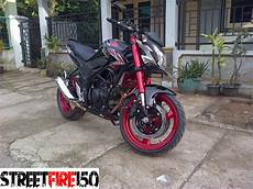 Modifikasi Cb150r by Streetfire 150 Modifikasi Cb150r Berotot