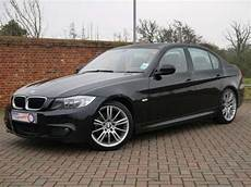 bmw 318 d 2009 bmw 318d m sport 143 black 4dr for sale in hshire