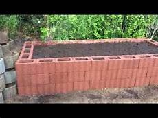 Mein Hochbeet Selber Gebaut Mein Garten Teil 1