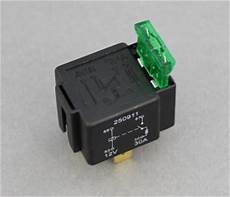 make break relay 12v 30a with blade fuse 12 volt planet