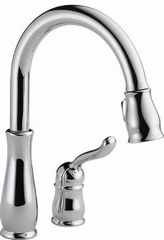 delta leland pull kitchen faucet delta leland single handle pull kitchen faucet transitional kitchen faucets by the