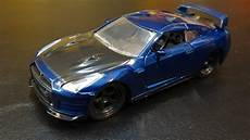 Nissan Gtr Fast And Furious - fast and furious 7 nissan gtr r35 toys target