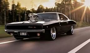 Johan Eriksson's 1968 Dodge Charger Is Europe's Greatest