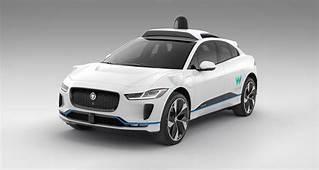 Waymo Unveils Self Driving Jaguar I Pace For Premium Taxi