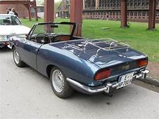 Fiat 850 Sport Spider Cars Cabriolet Convertible Classic