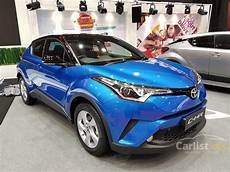 toyota c hr 2018 1 8 in selangor automatic suv blue for rm 146 500 4591782 carlist my