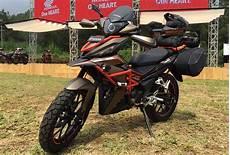 Honda Supra Gtr honda supra gtr 150 adventure prototype bows in indonesia