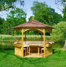 Tailacreaciones Kiosque De Jardin En Bois