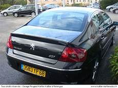 Peugeot 407 Hdi 136cv Sport Pack 2005 Occasion Auto