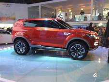 Maruti Suzuki XA Alpha Concept Previews New Compact SUV