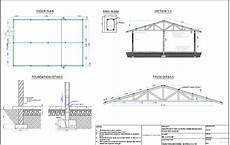 broiler house plans 1000 broilers poultry house design drawing cadbull